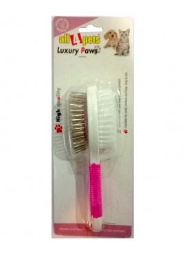 All4pets Pet Grooming Brush Dual Soft 1027A