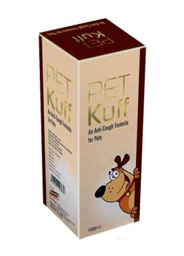 All4pets Pet Kuff Syrup Anti Cough Formula for Pets -100ml