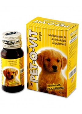 All4pets Pet-O-Vit Drop 30 ml