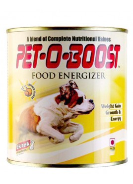 All4pets Pet-o-Boost 250 gm