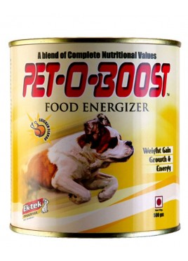 All4pets Pet-o-Boost 500gm