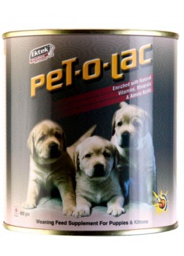 All4pets Pet-o-Lac 400 gm