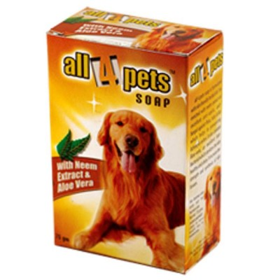 All4pets Soap 75 gm