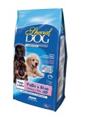 Monge Special Dog Puppy and Junior chicken and Rice 1.50 kg