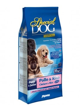 All4pets Special Dog Puppy and Junior chicken and Rice 15kg