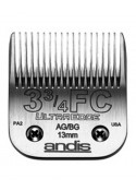 Andis Pet Clipper Blade AG Size-3 - 3/4 FC