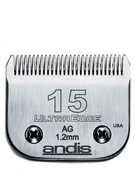 Andis UltraEdge size-15 Detachable-Blade