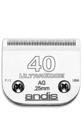 Andis UltraEdge size-40 Detachable-Blade