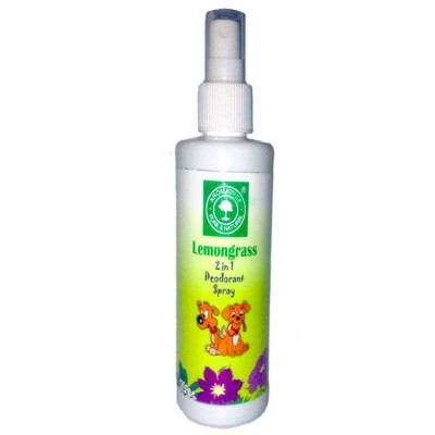 Aromatree Lemon Grass Deodorant For Dog, Cat 200 ml
