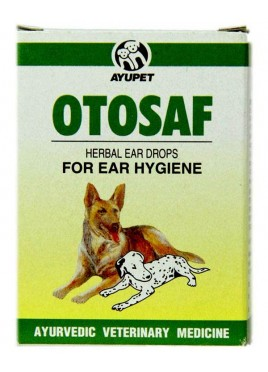 Ayurvet Otosaf Ear Drop 10 ml