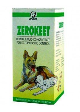 Ayurvet Zerokeet Herbal Skin Liquid 100 ml
