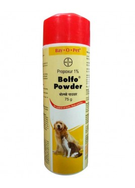 Bayer Bolfo Powder 75 gm