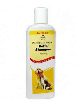 Bayer Bolfo Shampoo 200 ml