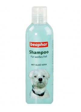 Beaphar Aloevera Shampoo for White Coat Dogs 250ml