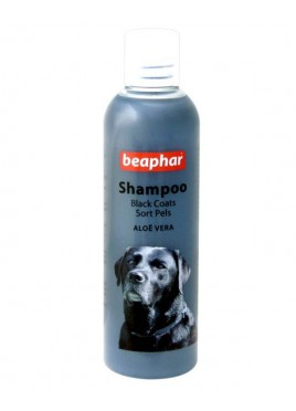 Beaphar Alovera Shampoo for Black Coat Dogs 250ml