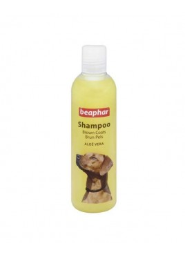 Beaphar Alovera Shampoo for Brown Coat Dogs 250ml