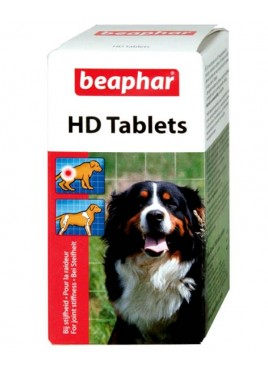 Beaphar HD Tablets (100-Tabs)