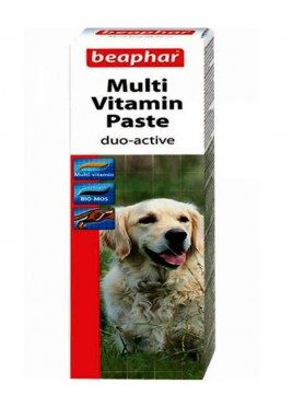 Beaphar Multivitamin Duo-Active Paste 100 gm