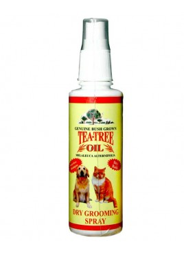 Bharat International Tea Tree Oil Dry Grooming Spray For Dog - 100ml