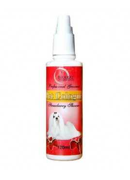 Pet Cologne For Dog Red Strawberry 120ml