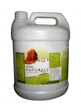 Bharat International Natural Aloevera Shampoo (5ltr)
