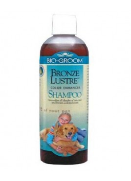 Bio-Groom Bronze Lusture Color Enhnaced Shampoo (350ml)