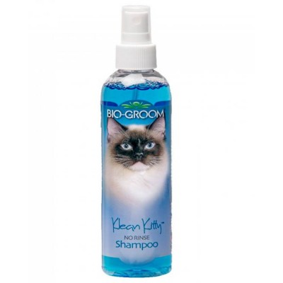 Bio-Groom Klean-Kitty No Rinse Shampoo 235 ml