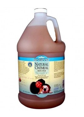 Bio-Groom Natural Oatmeal Anti-itch Shampoo 3.8ltr