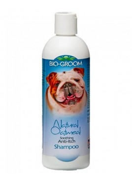 Bio-Groom Natural Oatmeal Anti-itch Shampoo 350 ml