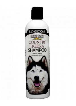 Bio-Groom Natural Scents Country Freesia Shampoo 350ml