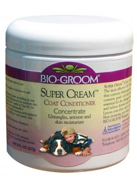Bio-Groom Super Cream Coat Conditioner 250gm