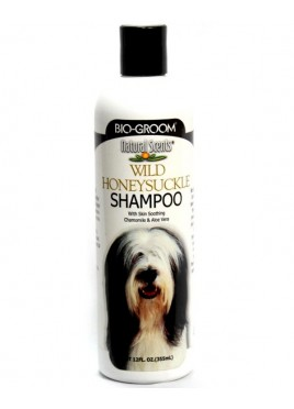 Bio-Groom Wild Honeysuckle Shampoo 350 ml