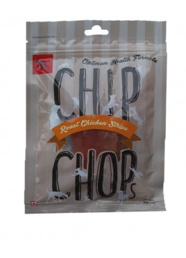Chip Chop Snacks chicken strips 70g