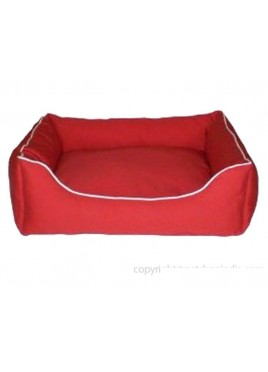 Dog Gone Smart Lounger Bed Red M 26 x 24