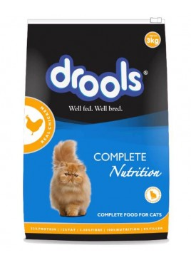 Drools Adult Cat Food With Real Chicken 3.6 kg