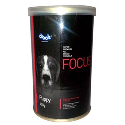 Drools Focus Puppy Can Dog Food - 400 gm