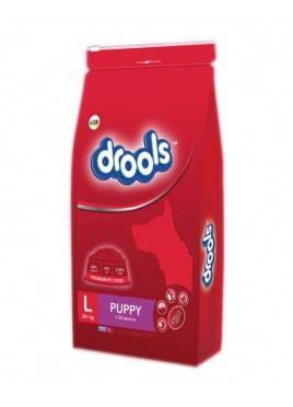 Drools large puppy 3kg
