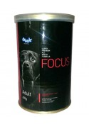 Drools Focus Adult Dog Food Can - 400 gm