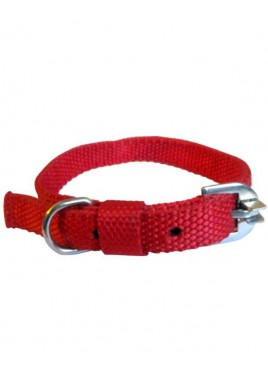 Fekrix Neckerchief Nylon Collar Red
