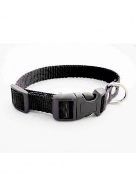 Fekrix Nylon Collar-1 (Black)