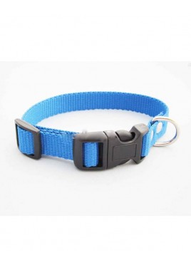 Fekrix Nylon Collar-1 (Blue)