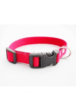 Fekrix Nylon Collar-1 (Red)