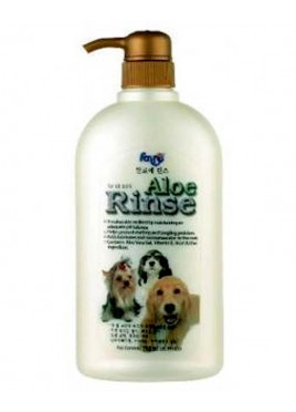 Forbis Aloe Rinse Conditioner 750ml For All Pets