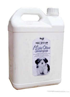 Forbis Mild Olive Shampoo 4 Ltr For Dog and Cat