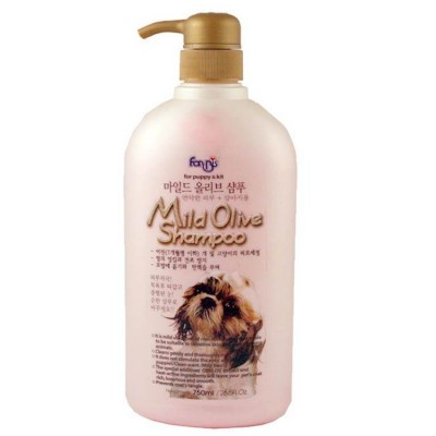 Forbis mild olive shampoo 750ml For Dog and cat