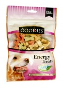 Goodies Dog Treats Cut bone 125gm