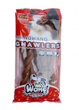 Gnawlers Wang Wang Stick Twisted Bone 80g