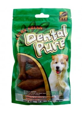 Gnawlers Extra Fresh Dental Pure Treats For dog 90g