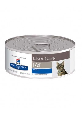 Hills SP Prescription Diet L/D Liver Care Can Food (370gm)
