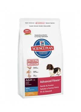 Hills Science Plan Adult Mini Chicken Food 7.5kg